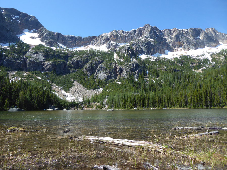 Cutthroat Lake Hike