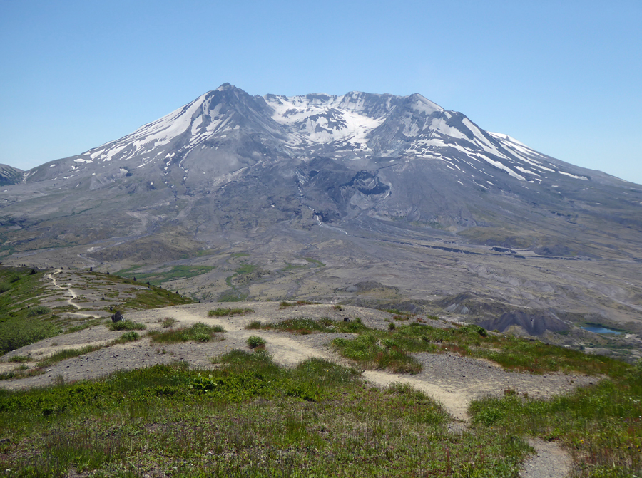 Harry's Ridge Mount St Helens