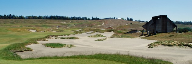 Chambers Bay Golf Course in University Place