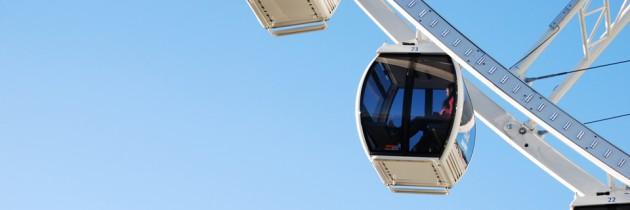 The Great Wheel | Ride the Seattle Ferris Wheel