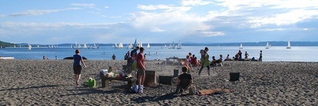Golden Gardens Park | Beach Fun in Seattle