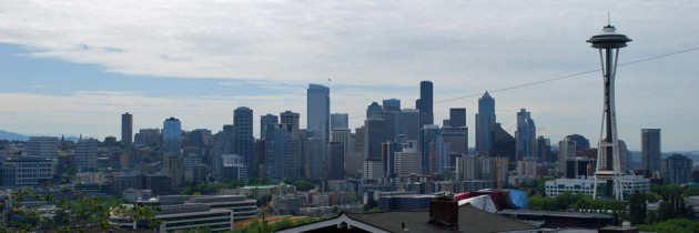 "Best ""Secret"" Views of Seattle on Queen Anne Hill"