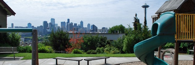 Ward Springs Park | The Coolest Playground in Seattle