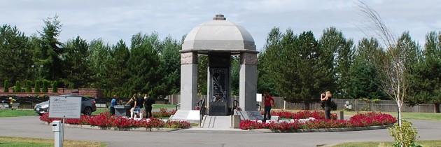 Jimi Hendrix Memorial in Renton