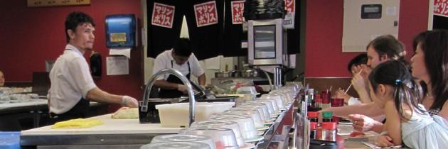 Marinepolis Sushi Land | Cheapest Sushi in Seattle