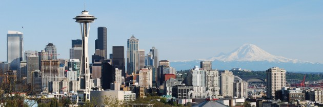 Kerry Park | A Classic View of Seattle