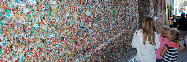 Gum Wall | Seattle's Stickiest Attraction