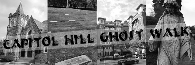 Capitol Hill Ghost Walk