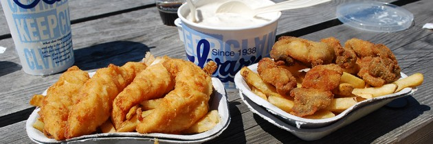Ivar's | A Classic Seattle Seafood Restaurant