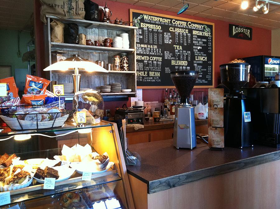 Waterfront Coffee Company in Edmonds   Seattle Bloggers