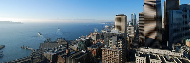 Smith Tower Observation Deck & Chinese Room