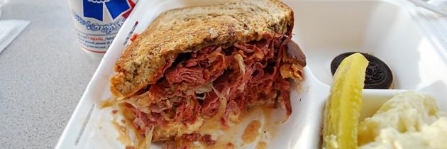 Market House Meats | Best Reuben Sandwich in Seattle