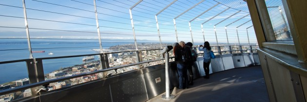 Space Needle | Seattle's Top Tourist Attraction