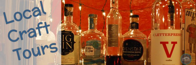 Local Craft Tours | Discover Seattle Craft Distilleries