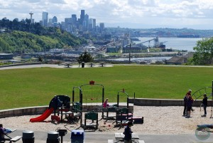 Best Views of Seattle|Ella Bailey Park