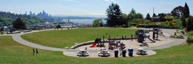 Ella Bailey Park in Magnolia | A Fun View of Seattle