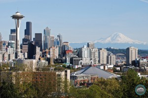 Best Views of Seattle|Kerry Park