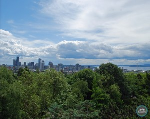 Best Views of Seattle|Water Tower
