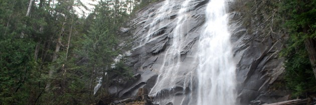 Bridal Veil Falls | Hiking Near Stevens Pass
