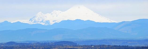 'Million Dollar View' on Cougar Mountain
