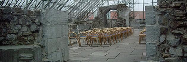 Hedmark Museum in Hamar, Norway