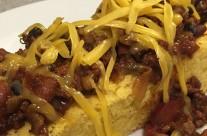 Cornbread Chili Dog Recipe