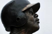Ken Griffey Jr. Statue at Safeco Field